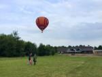 Fabuleuze ballon vlucht omgeving Beesd vrijdag 15 juni 2018