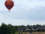 Fenomenale ballonvaart vanaf startveld Beesd vrijdag 15 juni 2018