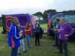 Fenomenale heteluchtballonvaart gestart in Beesd vrijdag 15 juni 2018