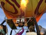 Voortreffelijke heteluchtballonvaart vanaf startlocatie Maastricht vrijdag 15 juni 2018