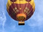 Uitstekende ballon vlucht vanaf startveld Maastricht vrijdag 15 juni 2018
