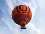 Voortreffelijke ballon vaart opgestegen op startveld Zwolle vrijdag 15 juni 2018