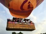 Adembenemende ballonvlucht vanaf opstijglocatie Zwolle vrijdag 15 juni 2018