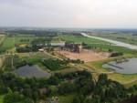 Bijzondere heteluchtballonvaart in de buurt van Zwolle vrijdag 15 juni 2018