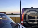 Geweldige ballonvlucht opgestegen in Capelle aan den ijssel op vrijdag 17 augustus 2018