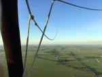 Waanzinnige ballonvaart vanaf startveld Capelle aan den ijssel op vrijdag 17 augustus 2018