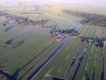 Majestueuze ballon vaart gestart in Capelle aan den ijssel op vrijdag 17 augustus 2018