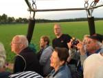 Grandioze heteluchtballonvaart regio Uden op vrijdag 17 augustus 2018
