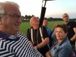 Uitmuntende ballonvlucht vanaf startveld Uden op vrijdag 17 augustus 2018