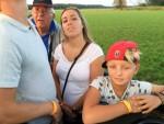 Ongeëvenaarde ballonvaart startlocatie Uden op vrijdag 17 augustus 2018