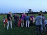 Meesterlijke heteluchtballonvaart in de omgeving van Uden op vrijdag 17 augustus 2018
