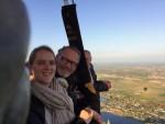 Unieke ballonvlucht vanaf opstijglocatie Beesd op vrijdag 19 oktober 2018