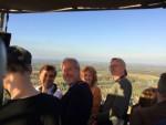 Verbluffende luchtballonvaart in de omgeving Beesd op vrijdag 19 oktober 2018
