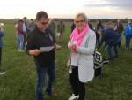 Betoverende ballonvaart vanaf startlocatie Beesd op vrijdag 19 oktober 2018