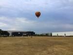 Super ballon vlucht in de omgeving van Breda vrijdag 20 juli 2018
