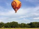 Super ballon vaart vanaf opstijglocatie Veenendaal vrijdag 20 juli 2018