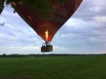 Exceptionele heteluchtballonvaart in de omgeving Almelo vrijdag 27 april 2018