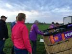 Geweldige luchtballonvaart in Beesd vrijdag 27 april 2018