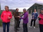 Super ballon vlucht gestart in Beesd vrijdag 27 april 2018