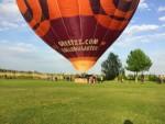 Voortreffelijke ballonvaart vanaf startveld 's-hertogenbosch vrijdag 27 april 2018