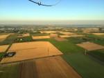 Grandioze heteluchtballonvaart vanaf startlocatie Hendrik-ido-ambacht vrijdag  3 augustus 2018