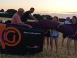 Indrukwekkende heteluchtballonvaart vanaf opstijglocatie Hendrik-ido-ambacht vrijdag  3 augustus 2018