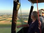Onovertroffen heteluchtballonvaart opgestegen op startlocatie Hendrik-ido-ambacht vrijdag  3 augustus 2018