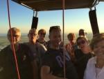 Ongekende ballonvlucht opgestegen op opstijglocatie Hendrik-ido-ambacht vrijdag  3 augustus 2018