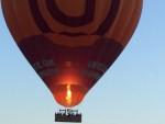 Prachtige ballon vlucht opgestegen op startlocatie Hendrik-ido-ambacht vrijdag  3 augustus 2018