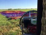 Adembenemende ballonvaart opgestegen op opstijglocatie Akkrum vrijdag  3 augustus 2018