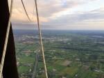 Professionele heteluchtballonvaart startlocatie Barneveld op vrijdag 31 augustus 2018