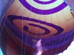 Fenomenale ballon vlucht opgestegen op opstijglocatie Ommen op vrijdag 31 augustus 2018