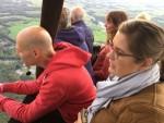 Spectaculaire luchtballonvaart in de omgeving Ommen op vrijdag 31 augustus 2018