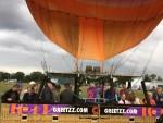 Ultieme ballonvaart opgestegen op startlocatie Ommen op vrijdag 31 augustus 2018