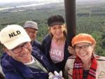 Onovertroffen ballonvaart gestart op opstijglocatie Elst ut op vrijdag 31 augustus 2018