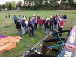 Formidabele ballonvaart regio Venray op vrijdag 31 augustus 2018