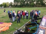 Buitengewone ballon vlucht in de omgeving Venray op vrijdag 31 augustus 2018