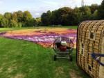 Heerlijke ballonvaart in de regio Wijchen op vrijdag 31 augustus 2018