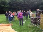 Formidabele ballonvaart startlocatie Wijchen op vrijdag 31 augustus 2018