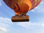 Magische luchtballonvaart opgestegen op opstijglocatie Nederweert vrijdag  6 juli 2018