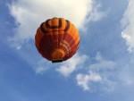 Fascinerende ballon vaart in de regio Nederweert vrijdag  6 juli 2018