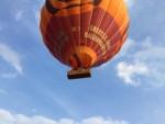 Heerlijke ballonvaart opgestegen op opstijglocatie Nederweert vrijdag  6 juli 2018