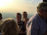 Relaxte heteluchtballonvaart in de omgeving van Nederweert vrijdag  6 juli 2018