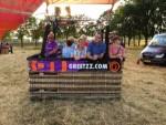 Perfecte ballonvlucht in de buurt van Tilburg vrijdag 6 juli 2018