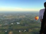 Fascinerende luchtballonvaart vanaf opstijglocatie Veenendaal vrijdag 6 juli 2018