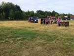 Fascinerende luchtballonvaart opgestegen in Hoogeveen woensdag 1 augustus 2018