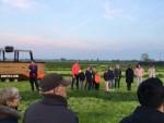 Magische ballonvaart omgeving Alphen aan den rijn op woensdag 1 mei 2019