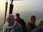 Buitengewone luchtballonvaart startlocatie Deurne op woensdag 1 mei 2019