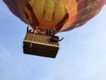 Relaxte ballonvaart vanaf opstijglocatie Deurne op woensdag 1 mei 2019