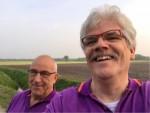 Indrukwekkende ballon vaart in Deurne op woensdag 1 mei 2019